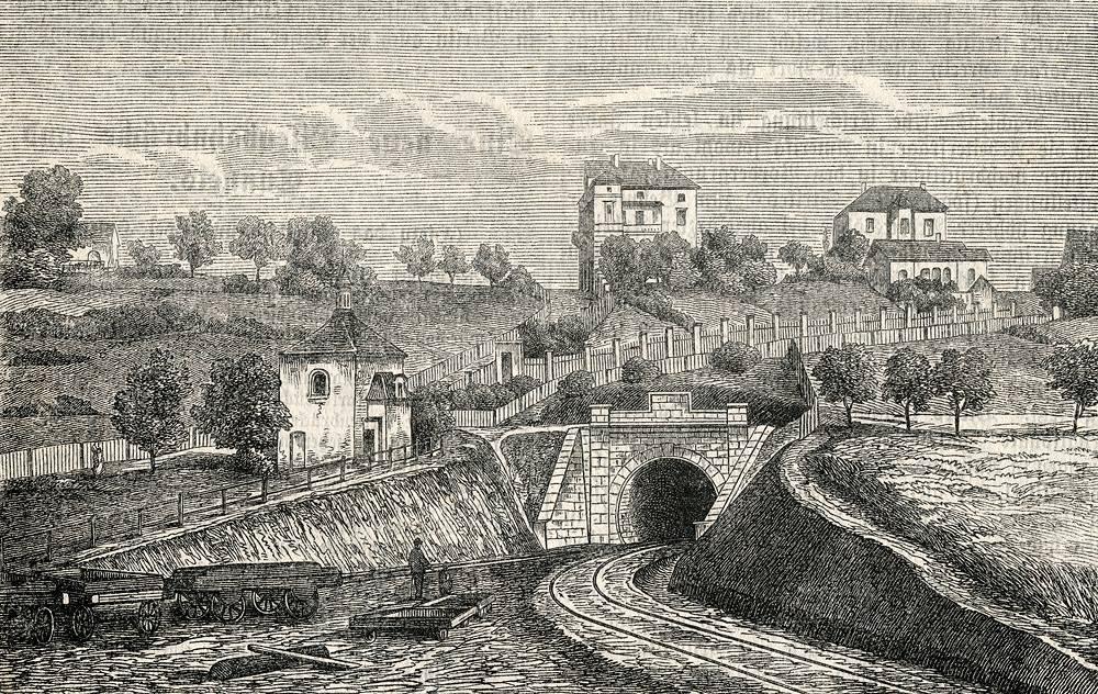 Vinohradský železniční tunel