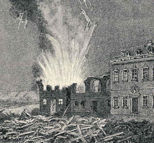 Výbuch na Vyšehradě! 21 mrtvých!