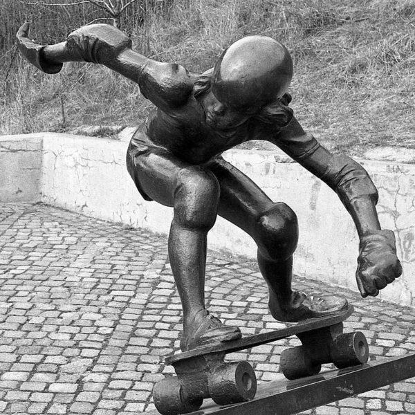 Pomník neznámého skejťáka