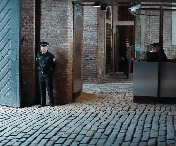 Posvátné místo pražského terorismu
