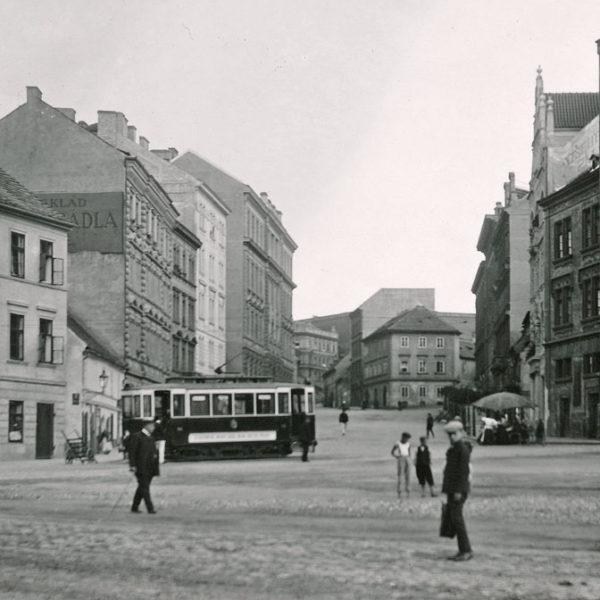 Po stopách zapomenutých vyšehradských tramvají