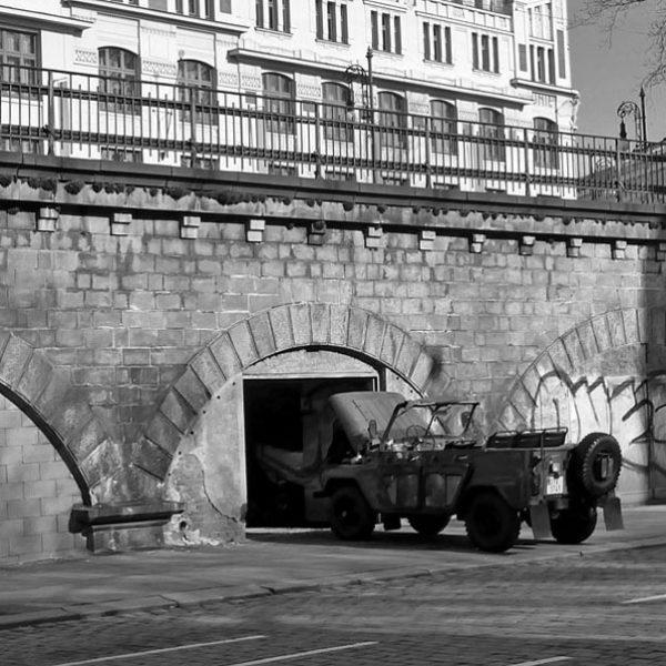 Lukrativní podnájem pod vyšehradským viaduktem