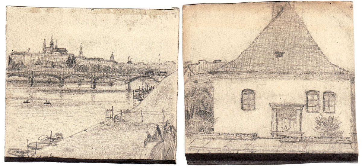 Vlastislav Hofman – Náplavka a Výtoň