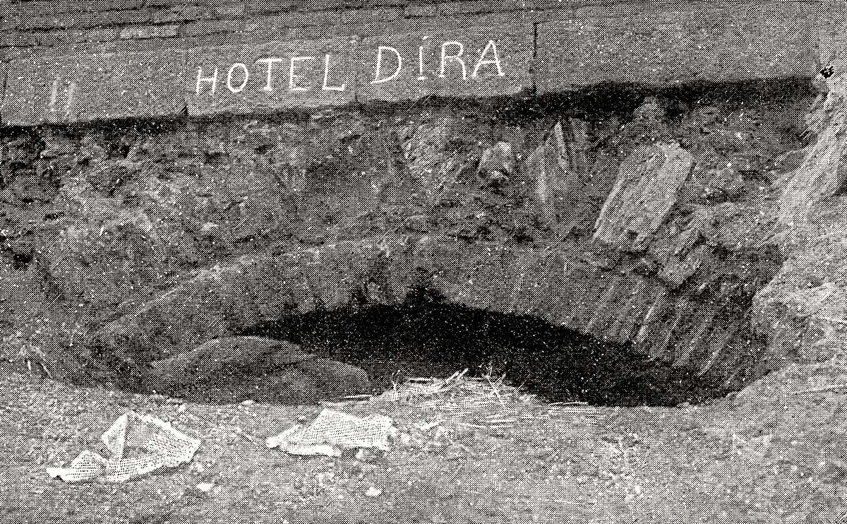 Hotel Díra