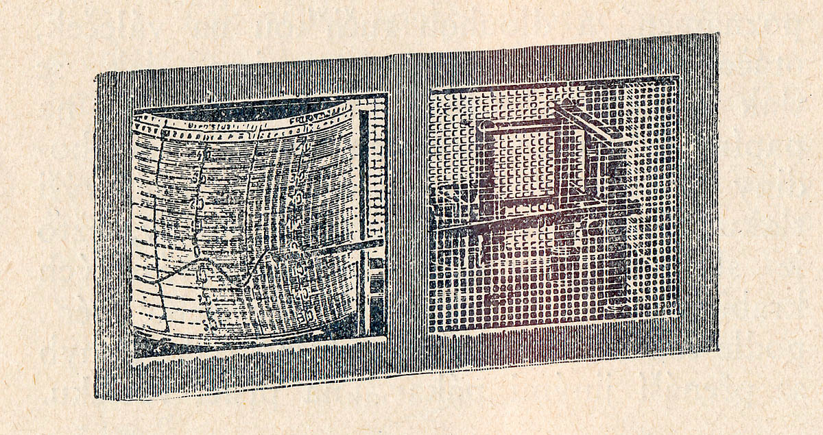 Limnigraf na Výtoni - termograf