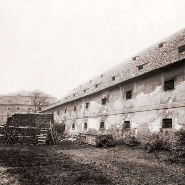 Královská solnice na Výtoni v Podskalí