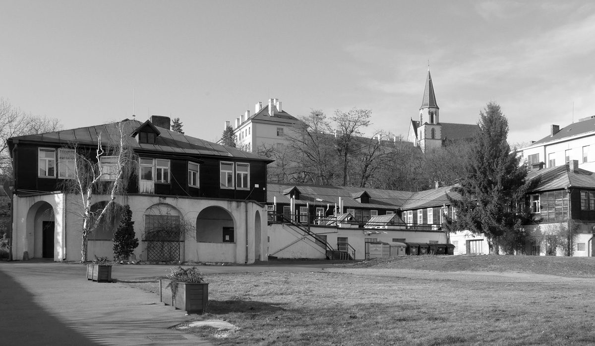 Studentský domov alias Menza Albertov
