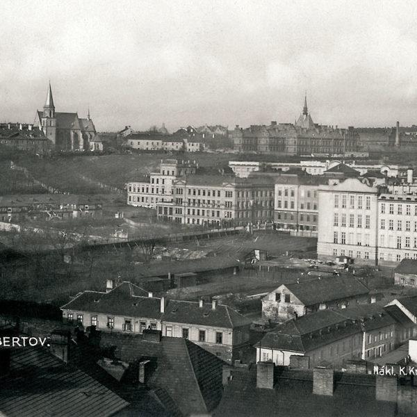Vědecká líheň na pražském Albertově