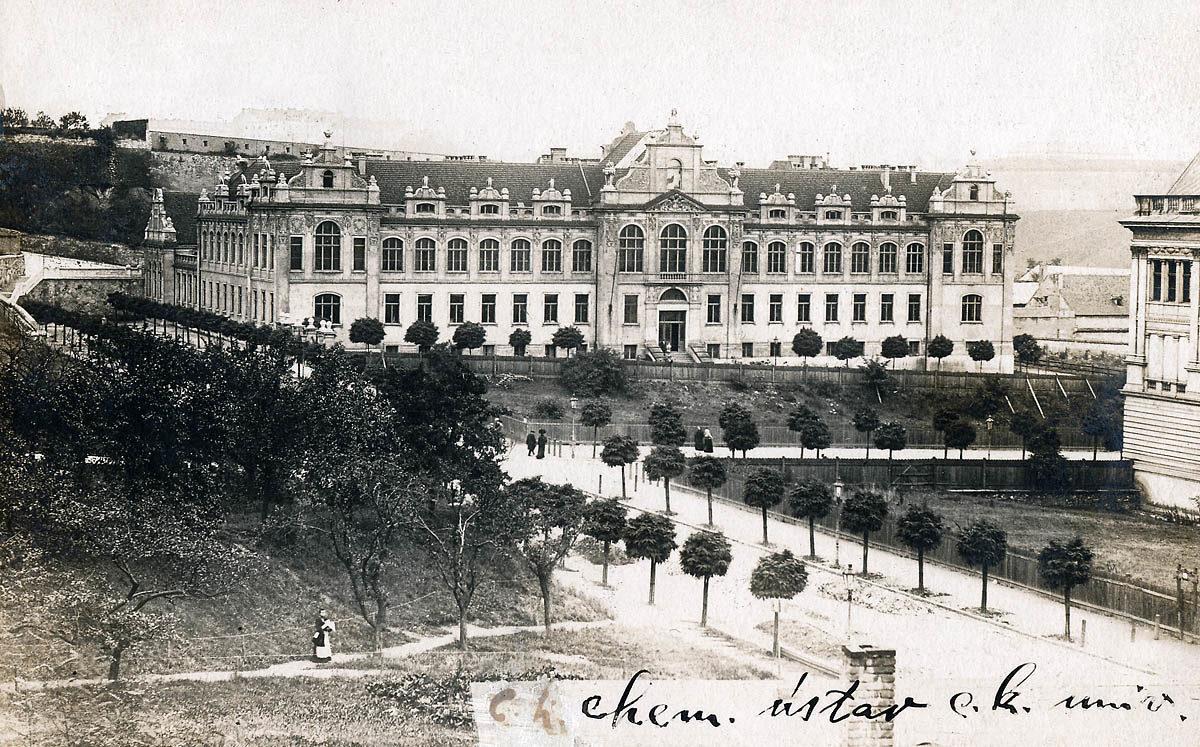 Albertov - Chemický ústav