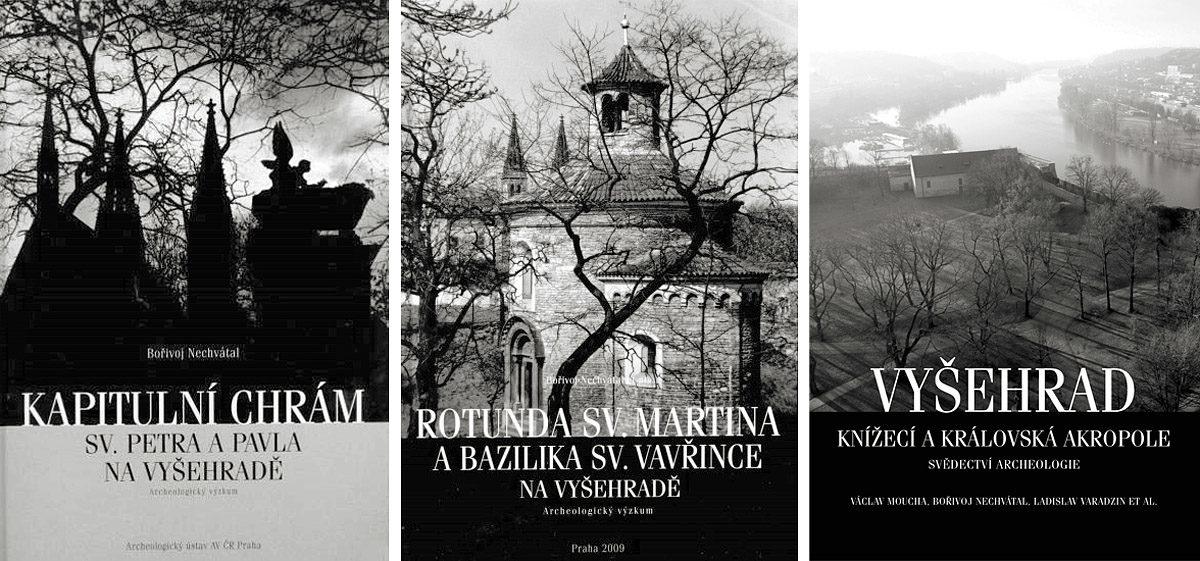 Vyšehradská trilogie Bořivoje Nechvátala