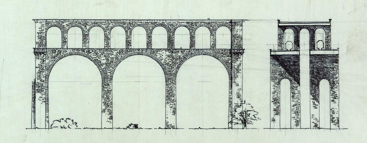 Nuselský most - Erich Langhammer