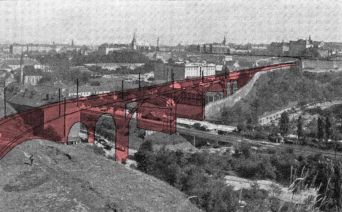 Nuselský most - Josef Záruba-Pfefferman (1927)