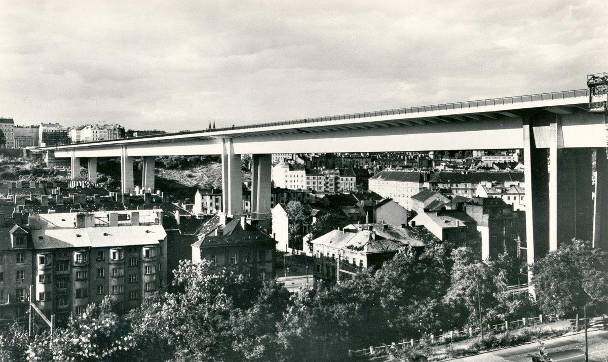 Nuselský most - Stanislav Hubička