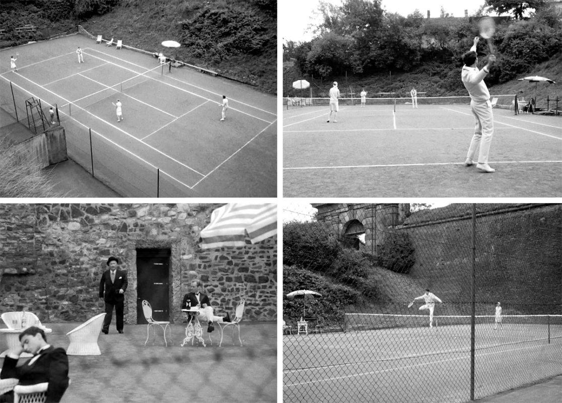 Tenis na Vyšehradě - Hříšní lidé města pražského