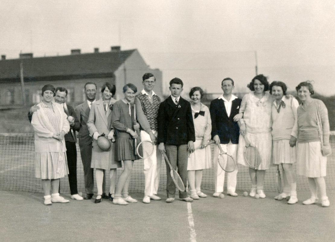 Tenis na Vyšehradě