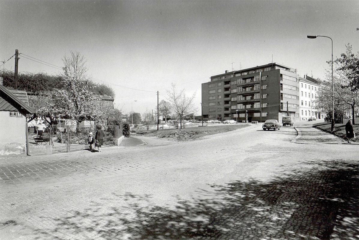 Vyšehrad, 1975 - Na Pankráci
