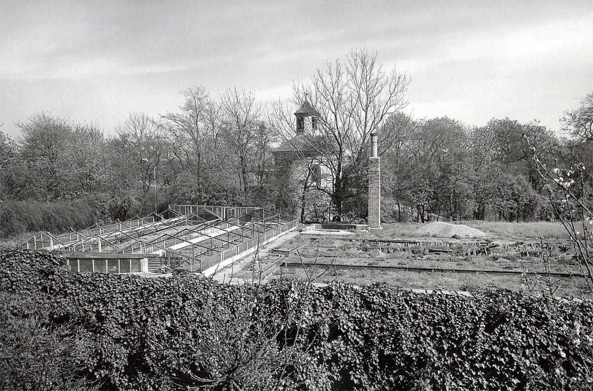 Vyšehrad, 1975 - bývalé zelinářství