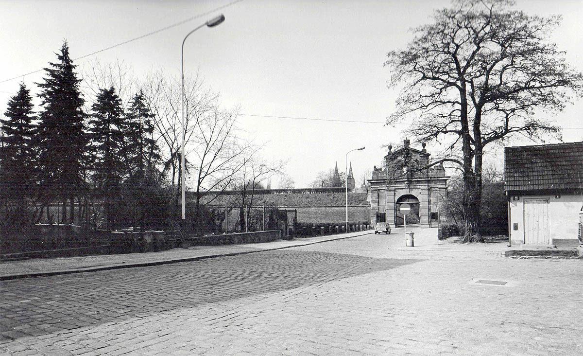 Vyšehrad, 1975 - Leopoldova brána