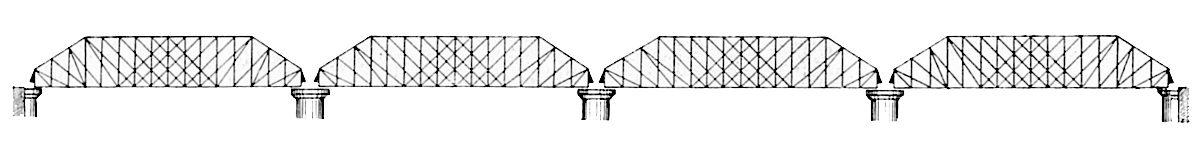 Výměna železničního mostu pod Vyšehradem