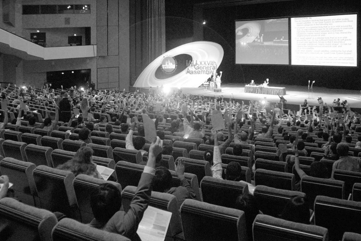 XXVI. Valné shromáždění Mezinárodní astronomické unie