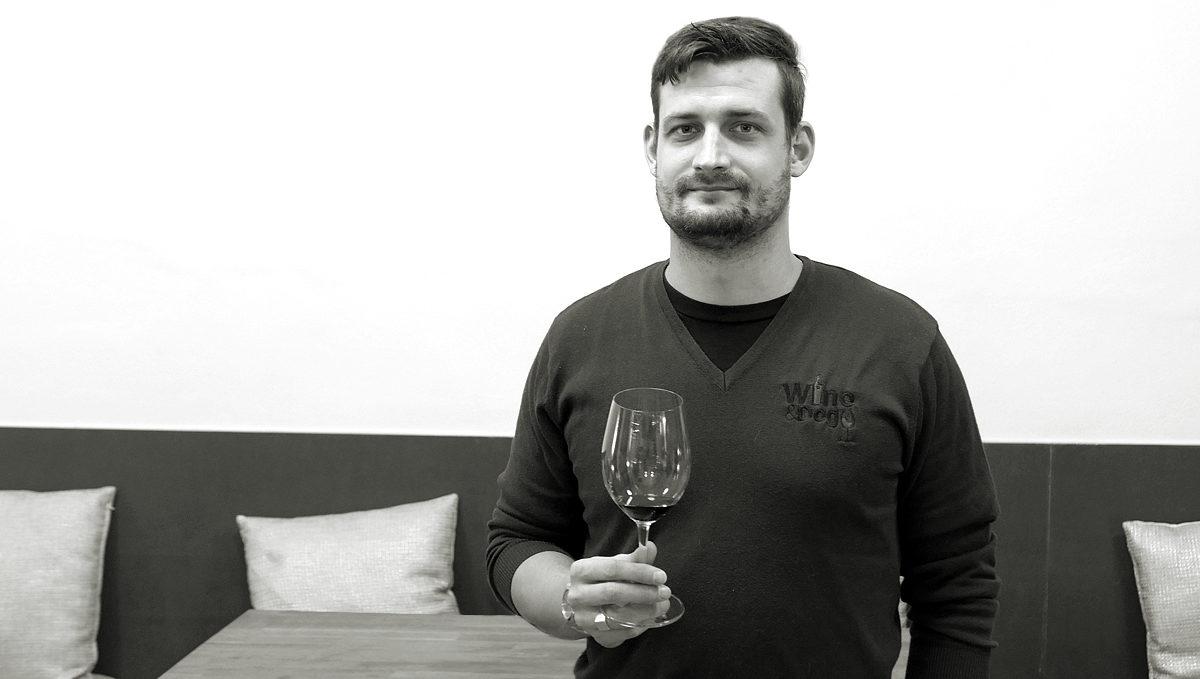 Degustace vyšehradských vín se someliérem Jakubem Přibylem