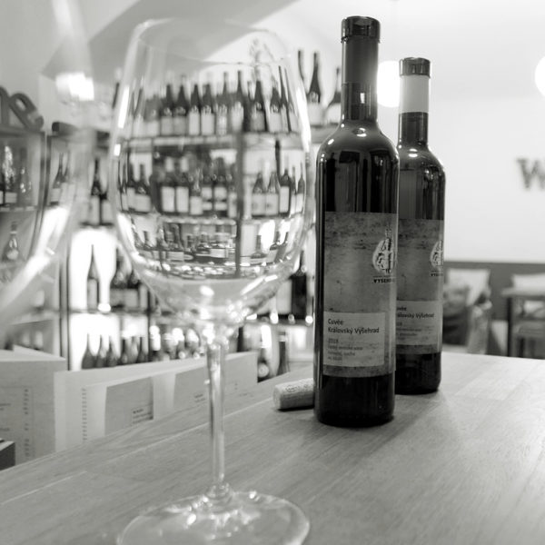 Ochutnávka vyšehradských vín se someliérem Jakubem Přibylem
