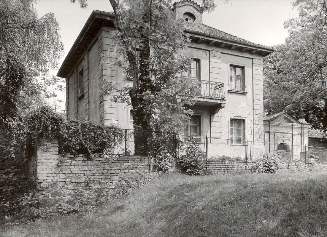 Vyšehrad, 1975 - kaplanka