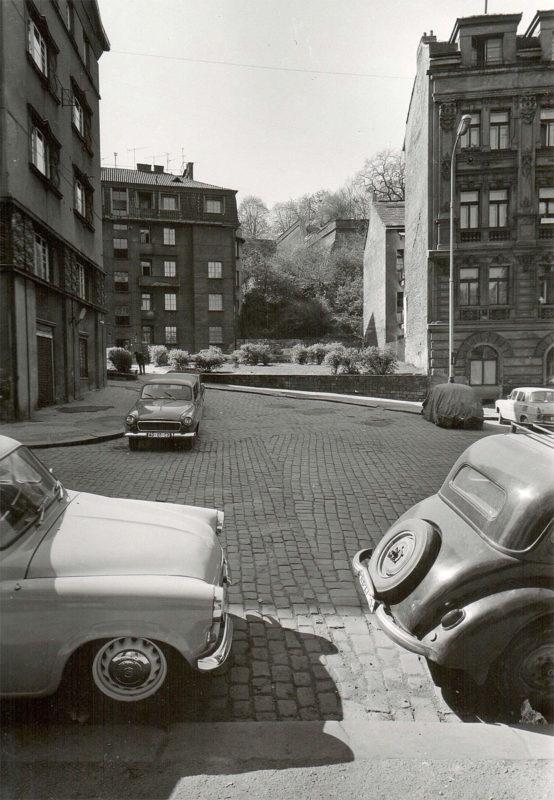 Vyšehrad, 1975 - Vratislavova ulice