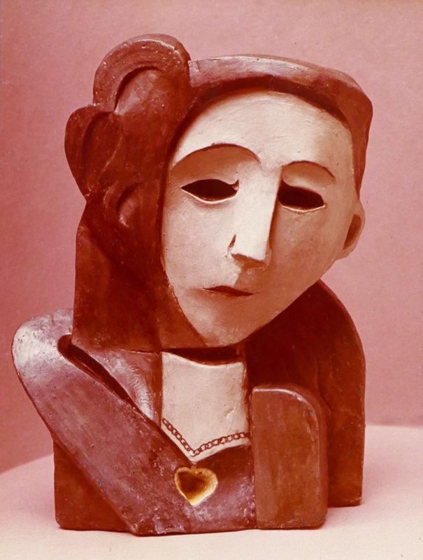 Josef Havlíček – Dívka (1921)