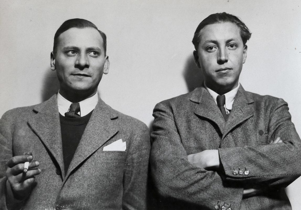 Architekti Josef Havlíček a Karel Honzík