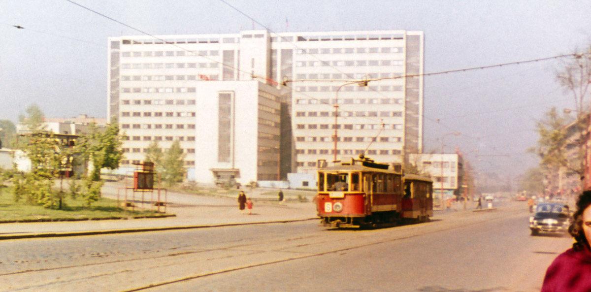 Josef Havlíček a Karel Honzík – Všeobecný penzijní ústav
