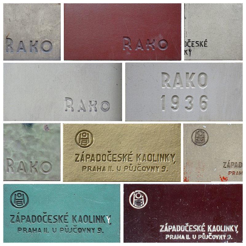 Fasádní keramické obklady Rako a Západočeské kaolinky