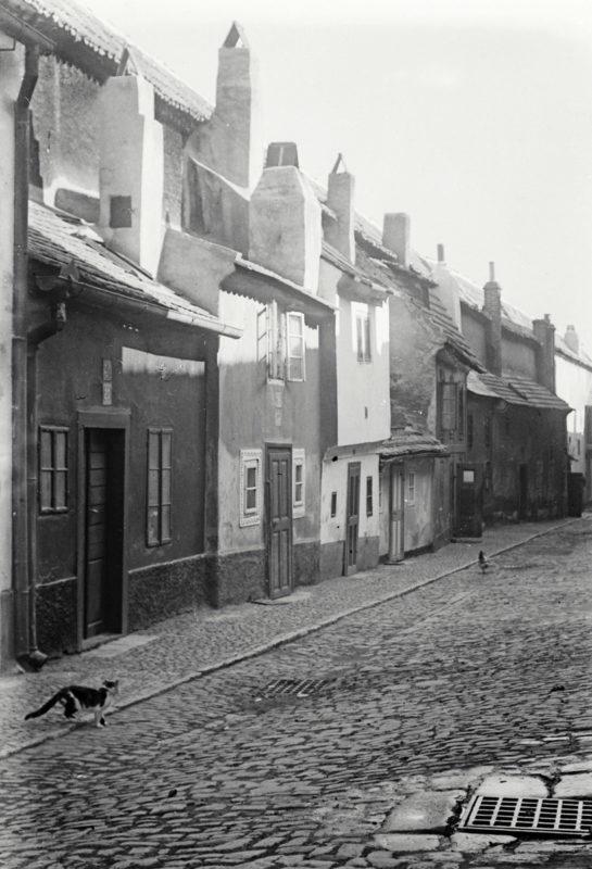 Zlatá ulička, 1914