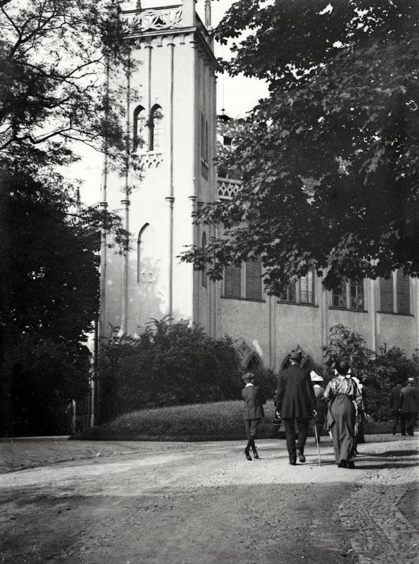 Místodržitelský letohrádek, 1914