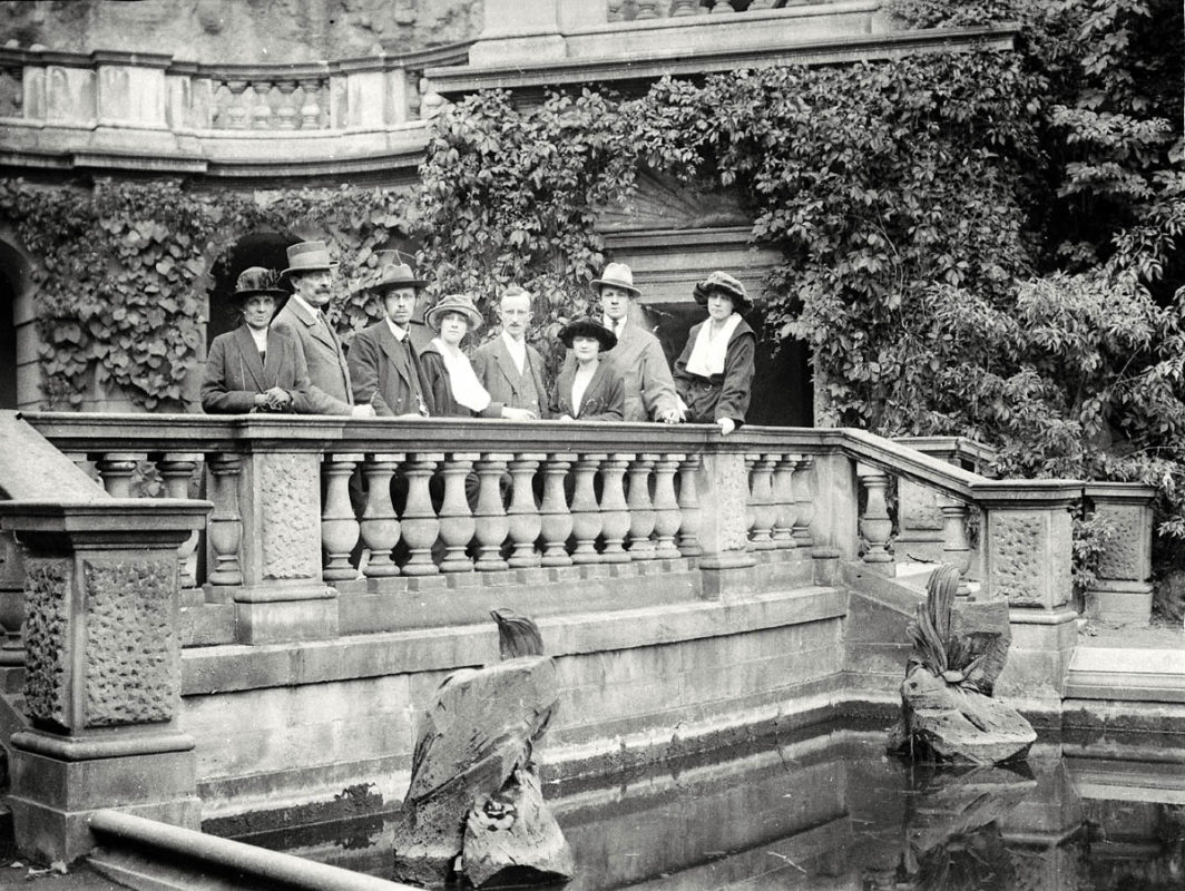 Grébovka, 1914