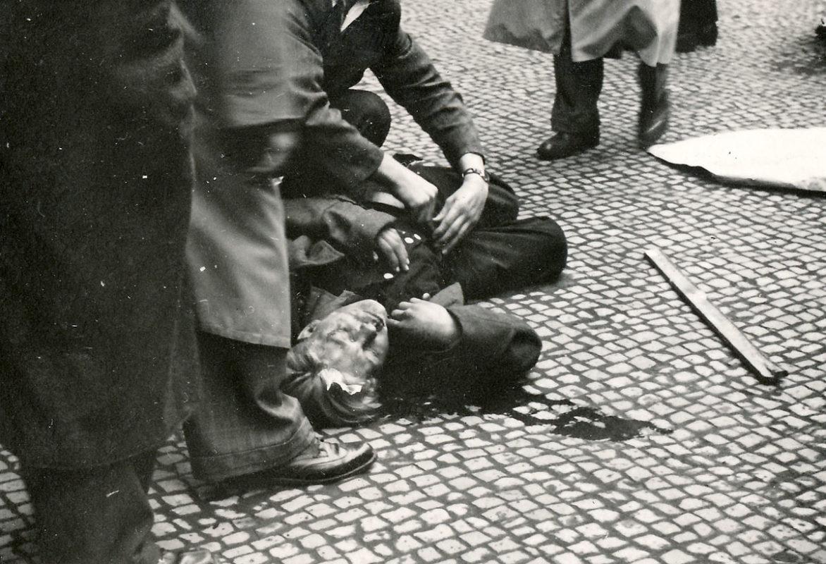 Pražské povstání – Oběť