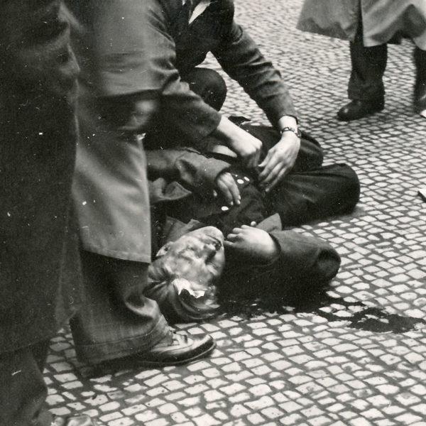 Pražské povstání očima neznámého fotografa