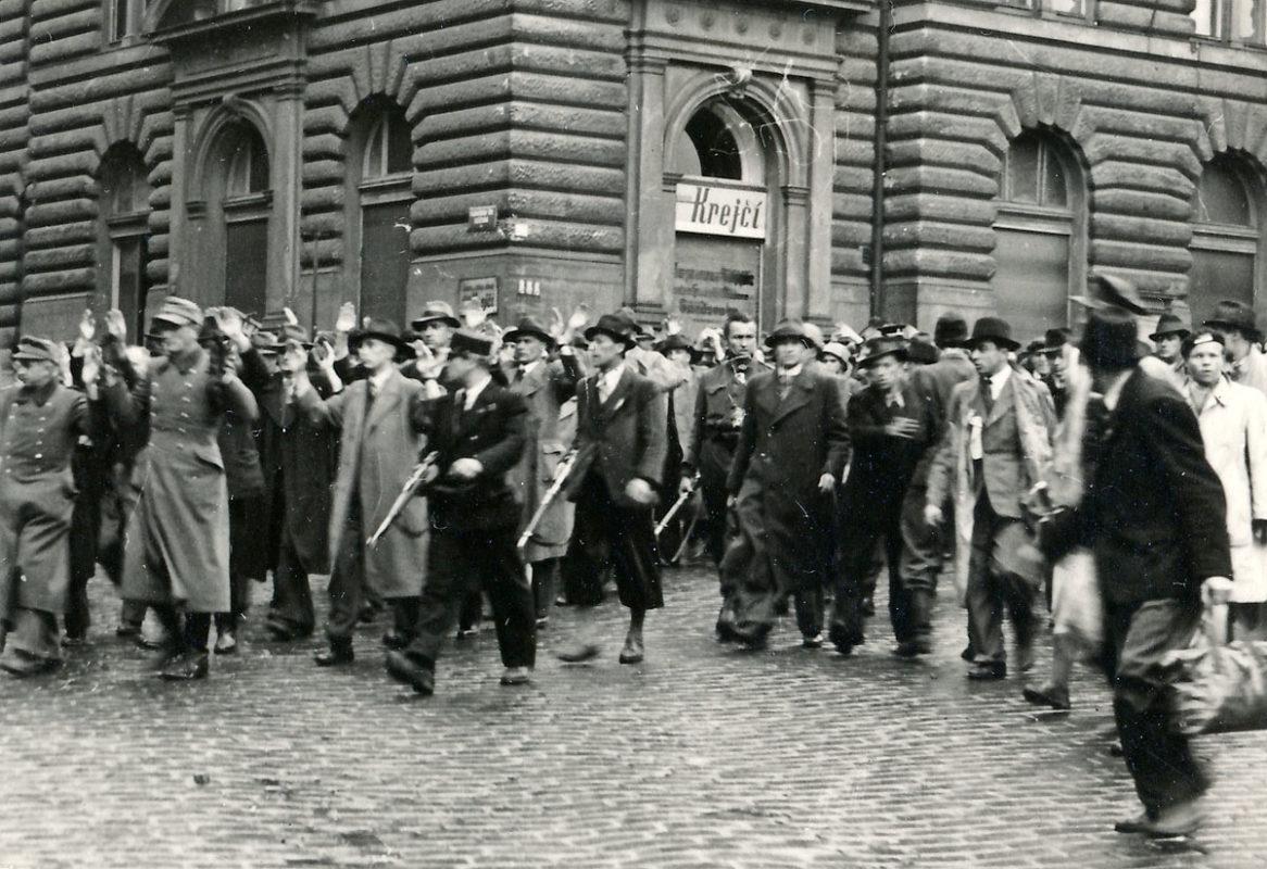 Pražské povstání – Náměstí Míru