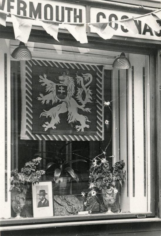 Pražské povstání – Výloha neznámého obchodu