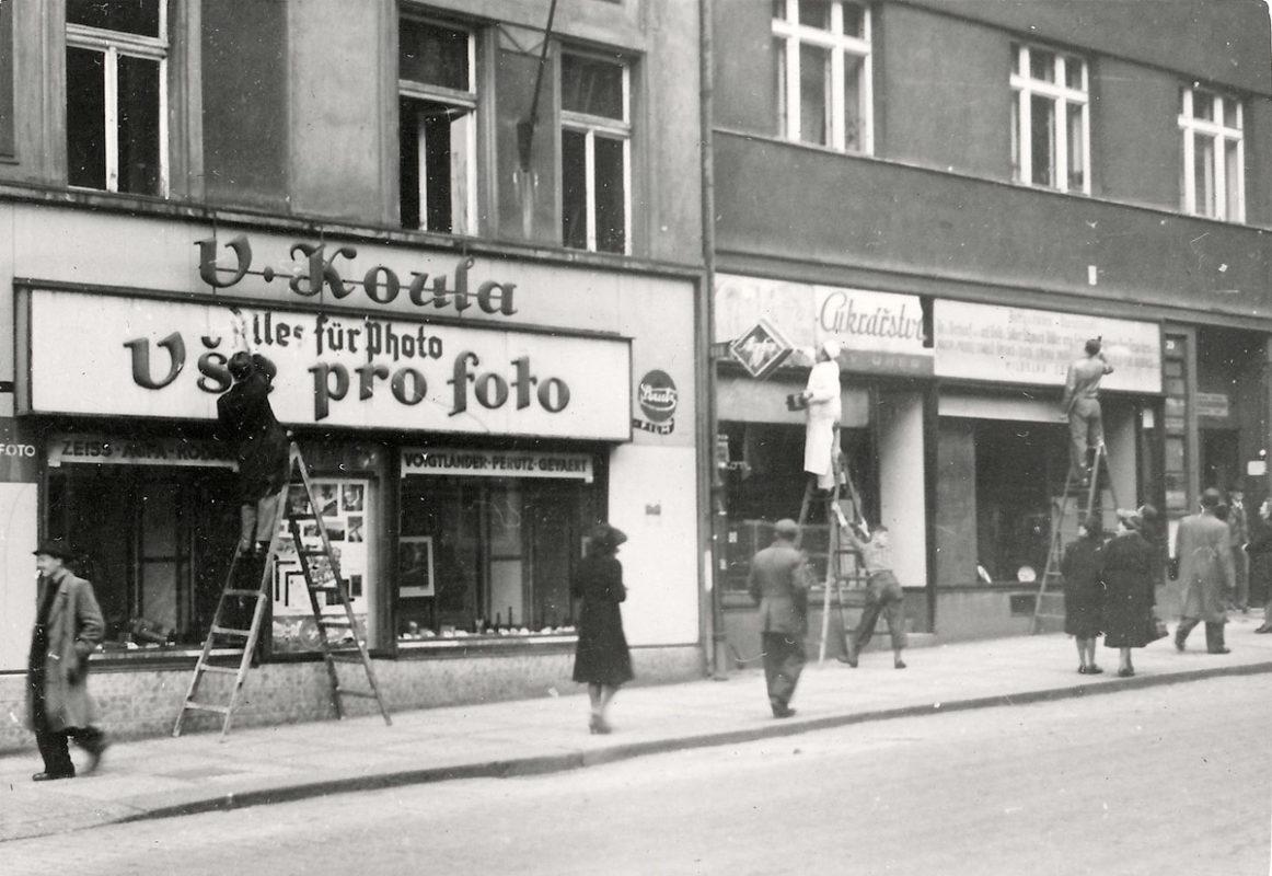 Pražské povstání – Žitná ulice