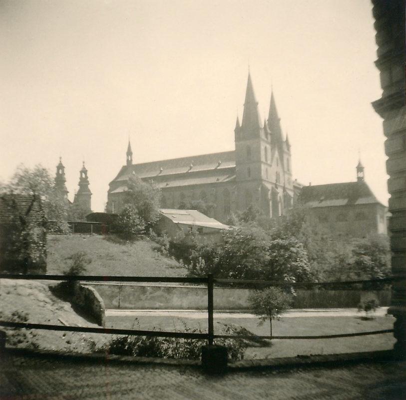 Emauzský klášter, 1941
