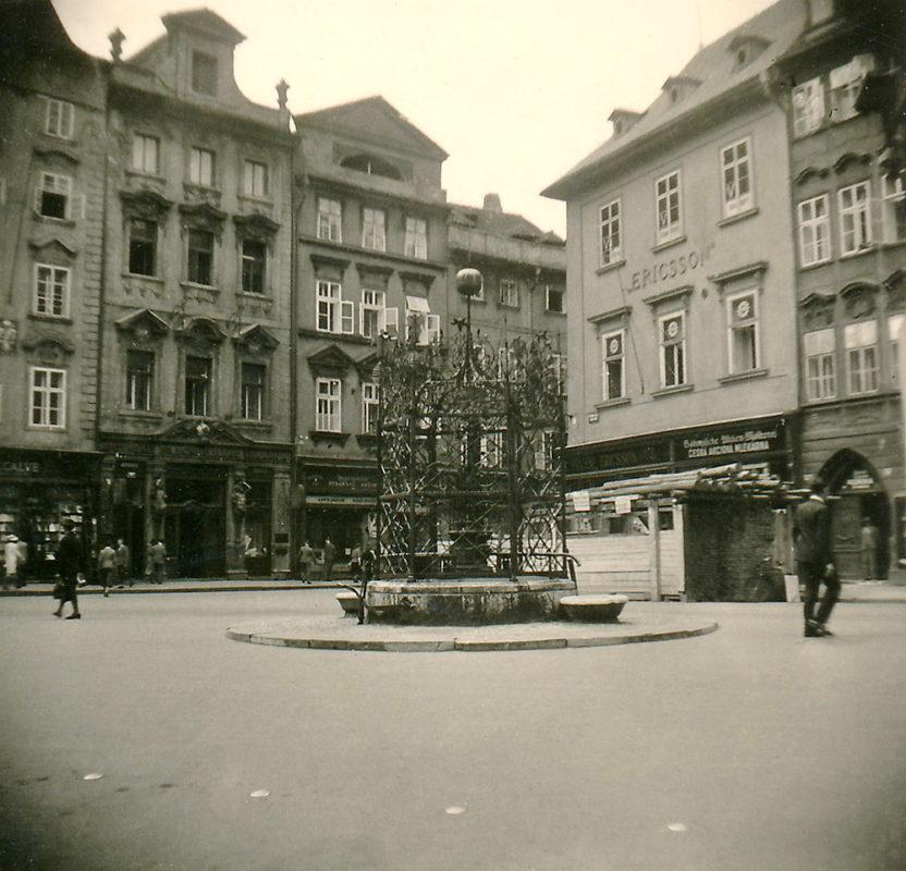 Staroměstské malé náměstí, 1941