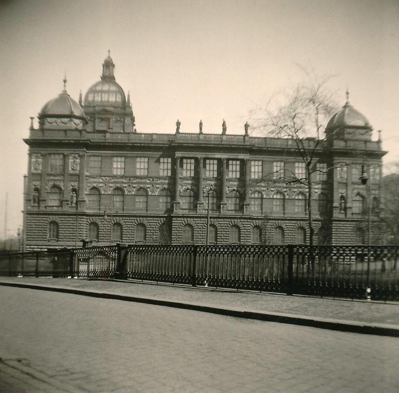 Národní muzeum, 1941