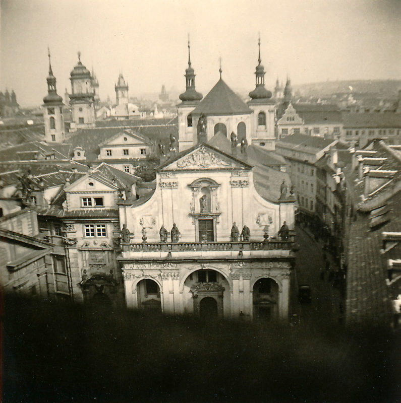 Kostel Nejsvětějšího Salvátora, 1941
