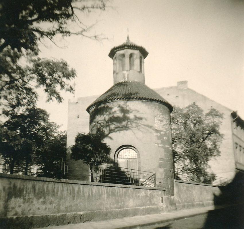 Rotunda sv. Longina, 1941