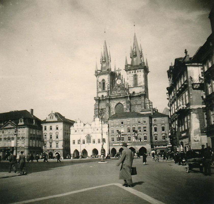 Staroměstské náměstí, 1941