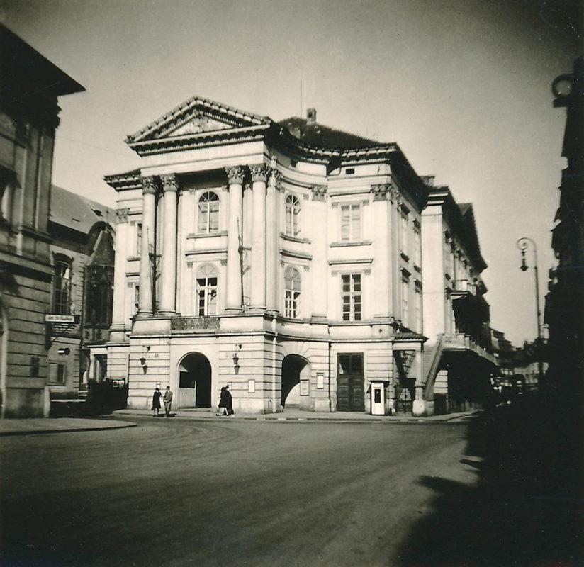 Stavovské divadlo, 1941