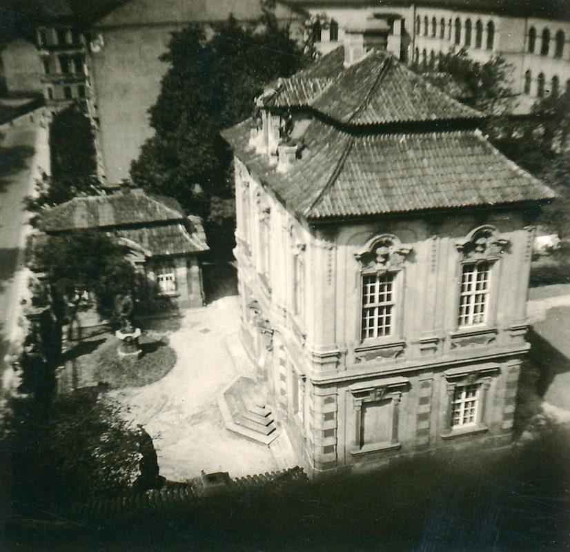 Villa Amerika, 1941