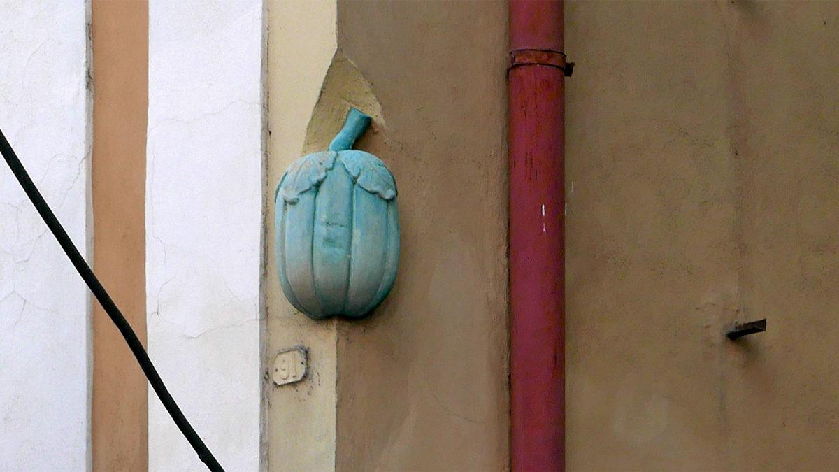 Číslování domů v Praze – Dům U Stříbrného melounu