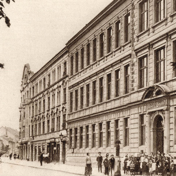 Zřícení domu na Pankráci